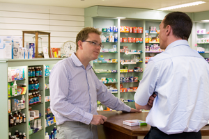 pharmacy warfarin clinic